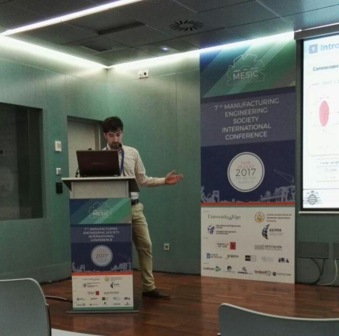 Conference (MESIC2017, Vigo-Spain)